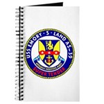 USS Emory S. Land (AS 39) Journal