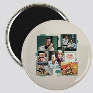 Andy Griffith Collage Magnet