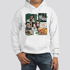 Andy Griffith Collage Hooded Sweatshirt