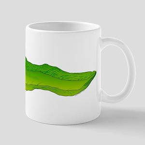 Green Moray Eel Mugs