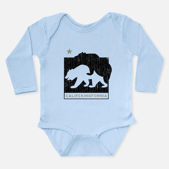Califckingfornia /// Infant Body Suit