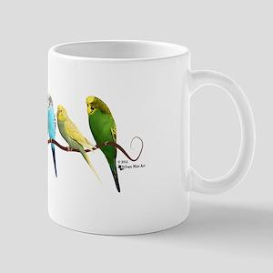 Parakeets & Cockatiels Mugs