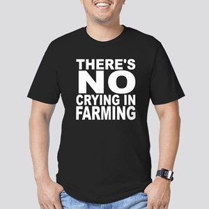 There's No Crying In Farming T-Shirt