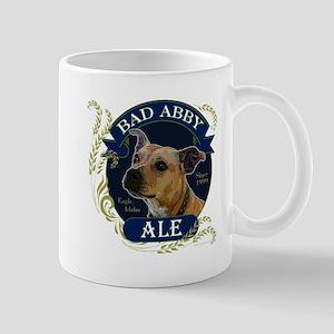 Bad Abby Pit Bull Ale Mugs