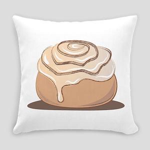 Cinnamon Bun Everyday Pillow