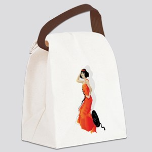 Asta movie star Canvas Lunch Bag