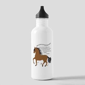 Hoofbeats Bay Water Bottle