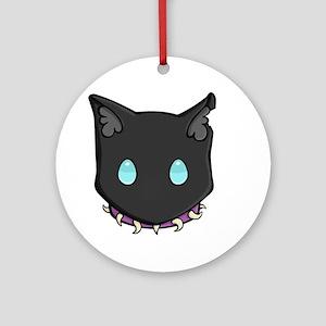 Chibi Scourge Round Ornament