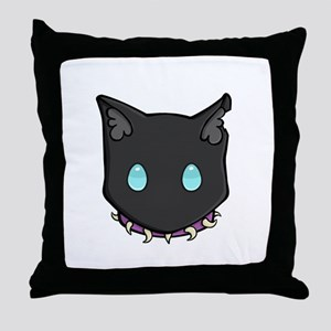 Chibi Scourge Throw Pillow