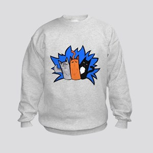 Everyone's Favourite Trio Kids Sweatshirt