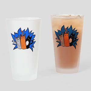 Everyone's Favourite Trio Drinking Glass