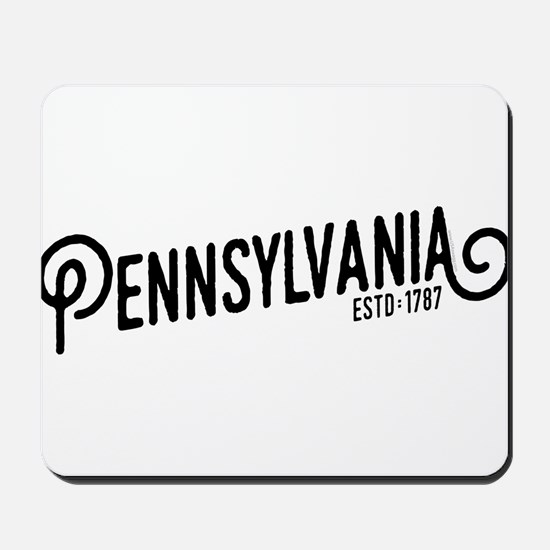 Pennsylvania Mousepad