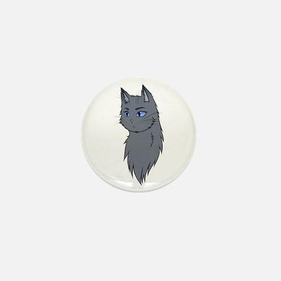 Warriors: Bluestar Mini Button
