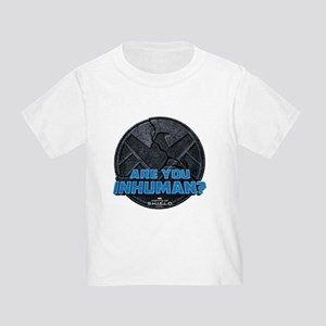 MAOS Are you Inhuman Toddler T-Shirt