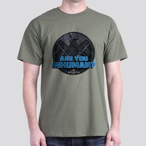MAOS Are you Inhuman Dark T-Shirt