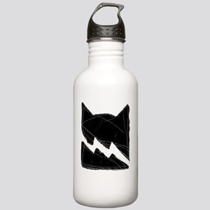 Thunderclan BLACK Stainless Water Bottle 1.0L