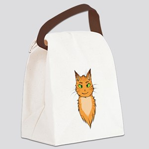 Warriors: Firestar Canvas Lunch Bag