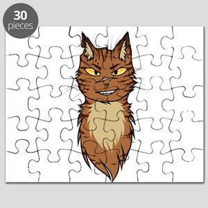 Warriors: Tigerstar Puzzle