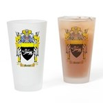 Matchet Drinking Glass