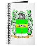 Matcham Journal