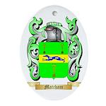Matcham Oval Ornament