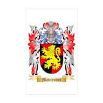 Matatyahou Sticker (Rectangle 50 pk)