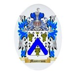 Masterson Oval Ornament