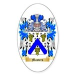 Masters Sticker (Oval 50 pk)