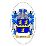 Master Sticker (Oval 10 pk)