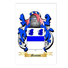 Masson Postcards (Package of 8)