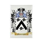 Massinger Rectangle Magnet (100 pack)