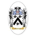 Massinger Sticker (Oval 50 pk)
