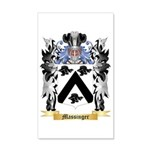 Massinger 35x21 Wall Decal