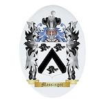 Massinger Oval Ornament