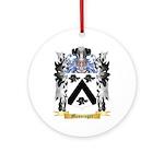 Massinger Round Ornament