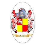 Massie Sticker (Oval 10 pk)