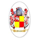 Massie Sticker (Oval 50 pk)