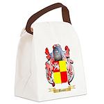 Massie Canvas Lunch Bag