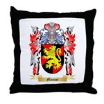 Massei Throw Pillow