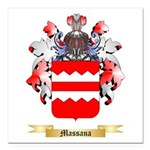 Massana Square Car Magnet 3