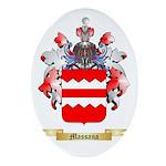 Massana Oval Ornament