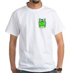 Massam White T-Shirt