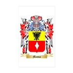 Massa Sticker (Rectangle 50 pk)