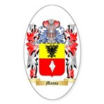 Massa Sticker (Oval 50 pk)