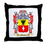 Massa Throw Pillow