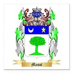 Masot Square Car Magnet 3