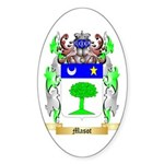 Masot Sticker (Oval 50 pk)