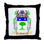 Masot Throw Pillow