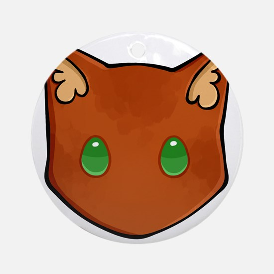 Chibi Squirrelflight Round Ornament