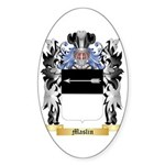 Maslin Sticker (Oval 50 pk)